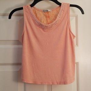 Papaya Peach/Orange Shirt M